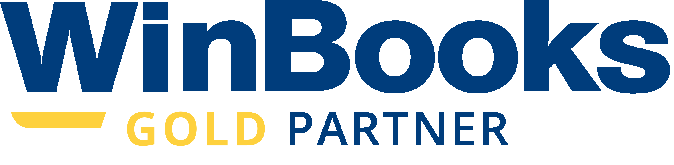 Logo Winbooks gold partner